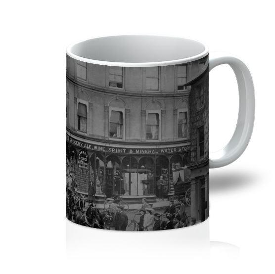 White Mug 11oz